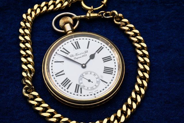 pánské kapesní hodinky