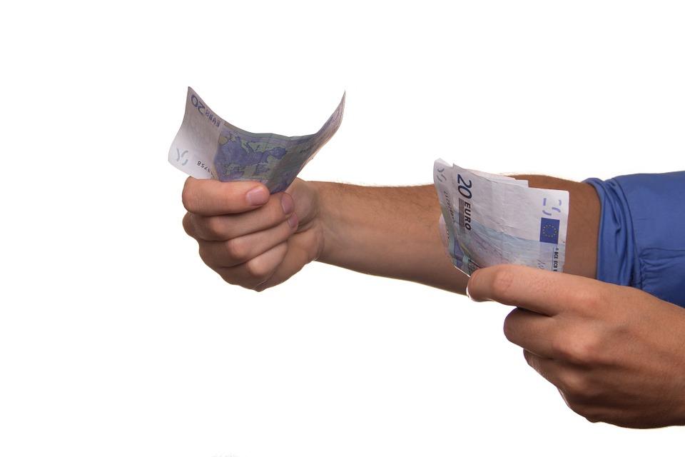 placení eury